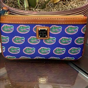 Dooney & Bourke Florida Gators Wristlet